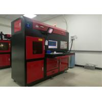 Buy cheap YAG Laser Diamond Machine , DSP Control System Laser Die Cutting Machine from wholesalers