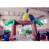 Buy cheap Inflatable Parrot Arch, Inflatable Coconut Arch for Amusement Park from wholesalers