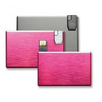 Buy cheap USB Metal Flash Card 1/2/4/8GB with Printing Logo from wholesalers