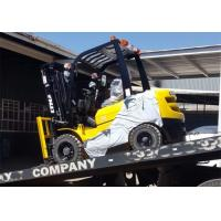 Buy cheap Solid Tires 2.5 Ton Diesel Forklift Lifting Equipment , Counterbalance Fork Truck from wholesalers