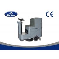 Buy cheap PVC / Ceramic Ride On Floor Scrubber Dryer Machine One Key Control High Pressure from wholesalers