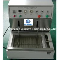 Buy cheap Easily use semi-auto dip soldering -welding machine for pcb dip soldering from wholesalers