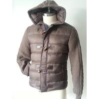Buy cheap Breathable Mens Goose Down Jacket product
