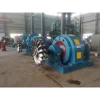 Buy cheap 2MW(2*1MW)Horizontal Pelton Turbine(Hydro Turbine manufacturers) from wholesalers