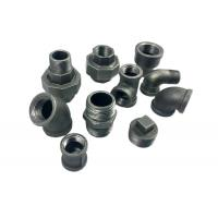 Buy cheap din 2950 1/2'' npt 90 degree elbow iron pipe connectors Malleable Iron Elbow from wholesalers