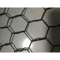 China 1 Inch Hexagonal Chicken Wire Diameter 1.2mm After Coated Pallet Packing on sale