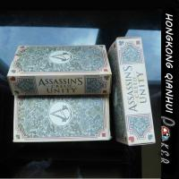 Buy cheap CUSTOM MADE PLAYING CARDS ASSASSIN CREED UNITY GAME CARDS from wholesalers