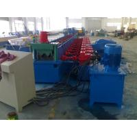 Buy cheap Freeway Guardrail Cold Forming Machine Use Gimble Gear Reducer with Hydraulic Punching Holes System and Cutting Method product