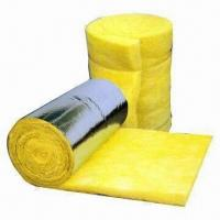 Buy cheap Fiber Glass Wool/Acoustic Insulation with Density Ranging from 10 to 72kg/m3 and Easy Installation from wholesalers