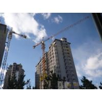 Buy cheap 10 tons topkit tower crane from wholesalers