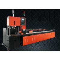 Buy cheap Hydraulic Industrial Hole Punch Machine Cylinder Tube Punching from wholesalers
