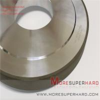 Buy cheap D350 14A1 resin bond diamond grinding wheels for cemented  Alisa@moresuperhard.com from wholesalers