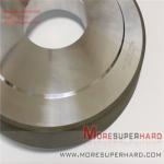 Buy cheap Resin bond diamond and cbn tools 14A1 Resin bond SCD diamond grinding wheels Alisa@moresuperhard.com from wholesalers