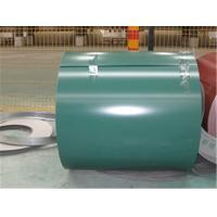 DX51D+Z Z100g Color Coated Steel Coil , Impact Resistance Color Steel Coil