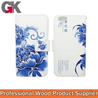 China personalised phone cases, custom printed phone cases, UV printed leather phone cases on sale