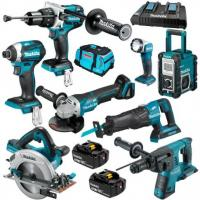 Buy cheap Makita DLX8013PT 18V 5.0Ah Li-Ion  WhatsApp Number +13232108826 from wholesalers