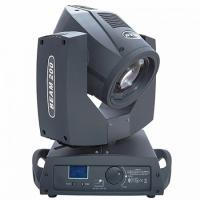 China 200W 5R Sharpy Beam Moving Head Lights 14 Colors 17 Gobos For DJ Disco  XMH-200 on sale