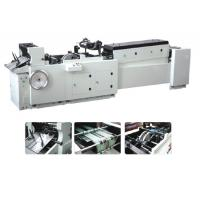 Buy cheap JYYT3836 MODEL Automatic Envelope Flap Gumming Machine(with easy openning line) from wholesalers