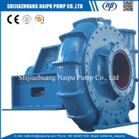 Buy cheap 450WSG Single Casing type High Chorme Alloy Material 18 inches River Sand Pumps for Abrasive Slurries from wholesalers