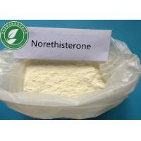 Buy cheap Female Steroid Powder Norethisterone For Contraception CAS 68-22-4 from wholesalers