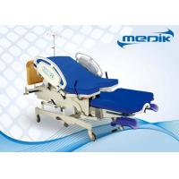 Buy cheap Hospital Low Starting Position Labor Electric Delivery Bed With Inner Controller from wholesalers