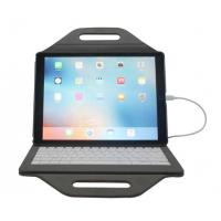Buy cheap PU Leather Cover Case Ipad Wired Keyboard For Ipad Pro , Stabe Connection product