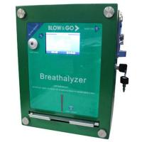 Buy cheap Standalone and Coin-operated Breath Alcohol Computer for public use Breathalyzer from wholesalers