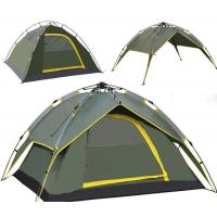 Buy cheap Automatic Family Camping Tent Molle Gear Accessories , Windproof Outdoor Camping tent from wholesalers