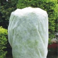 Buy cheap PP Spunbond Agriculture Non Woven Fabric , Landscape Plant Winter Protection Covers from wholesalers