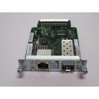 Buy cheap EHWIC-1GE-SFP-CU Cisco Interface Cards 1 Port Dual Mode Digital Optical Monitoring from wholesalers