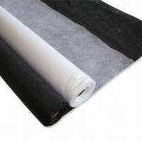 Buy cheap Nonwoven Interlining, Available in Various Colors and Weights, Used for Embroidery from wholesalers
