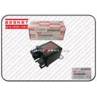 Buy cheap 0.1 KG 8944233140 Isuzu Spare Parts Glow Plug Relay For FSR11 6BD1 from wholesalers