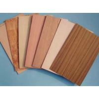 Buy cheap Good quality Veneered plywood/Fancy plywood from wholesalers