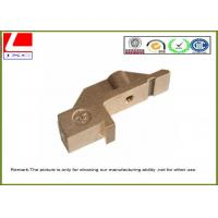 Buy cheap Marine Industrial brass Forged Metal Parts , Computer Numerical Control Precision Forgings product