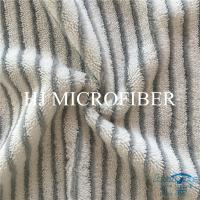 Buy cheap Microfiber Fabric Twist Pile And Hard Silk Fabric Yard Byed Cloth Floor Cleaning Refill Cloth from wholesalers