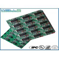 Buy cheap 1.6MM Board Thickness Surface Mount Pcb Assembly 8 Layers ROHS Certification from wholesalers