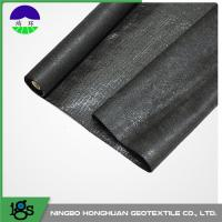 330G With 60KN/60KN Tensile Strength Woven Monofilament Geotextile For Filtration