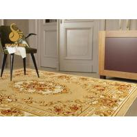 Buy cheap Polyester Washable Indoor Area Rugs / Underlay Felt Living Room Carpet For Decoration from wholesalers