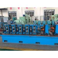 Buy cheap High Speed ERW Pipe Mill Tube Manufacturing Machine ISO9001 CE Approval from wholesalers