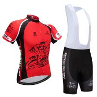Buy cheap High Quality Colorful Your Style Bright Cycling Jersey with unisex style from wholesalers
