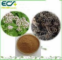 Brown Valerian Root Extract Powder , Mood Health Care Supplements Freeze Drying