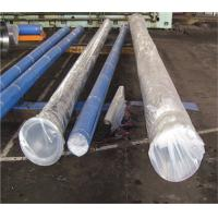 Buy cheap Thick Wall Petroleum Centrifugal Casting Pipe Cast Iron Pipe Mold Max Length 8000 mm OD ≤ 800mm ASTM from wholesalers