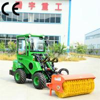 Buy cheap Chinese small loaders used skid steer loaders for sale product