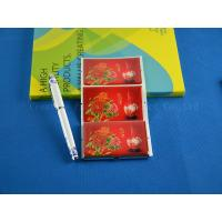 Buy cheap Square epoxy resin stickers-Name cardcase product