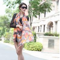 Buy cheap silk scarf  BY09 from wholesalers