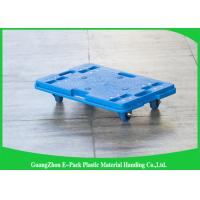 Buy cheap 150KG 4 Wheel Cart Dolly  For Plastic Crate , Recyclable Heavy Duty Moving Dolly from wholesalers
