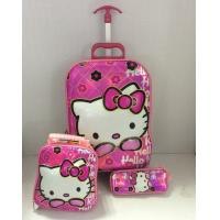 Buy cheap Hot sale 16-inch 6D EVA Children luggage  3 pcs in the 120th Canton Fair from wholesalers