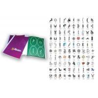 China Stencils for Airbrush Tattoo on sale