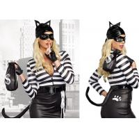 Buy cheap Woman Sexy cosplay halloween costume , Cat Burglar Party adult princess costume from wholesalers