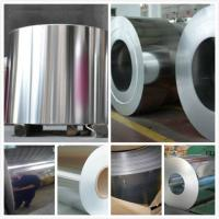 Buy cheap 2B/BA Finish 201/202/304/321/316 Stainless Steel Roll Sheet / Strap / Circle from wholesalers